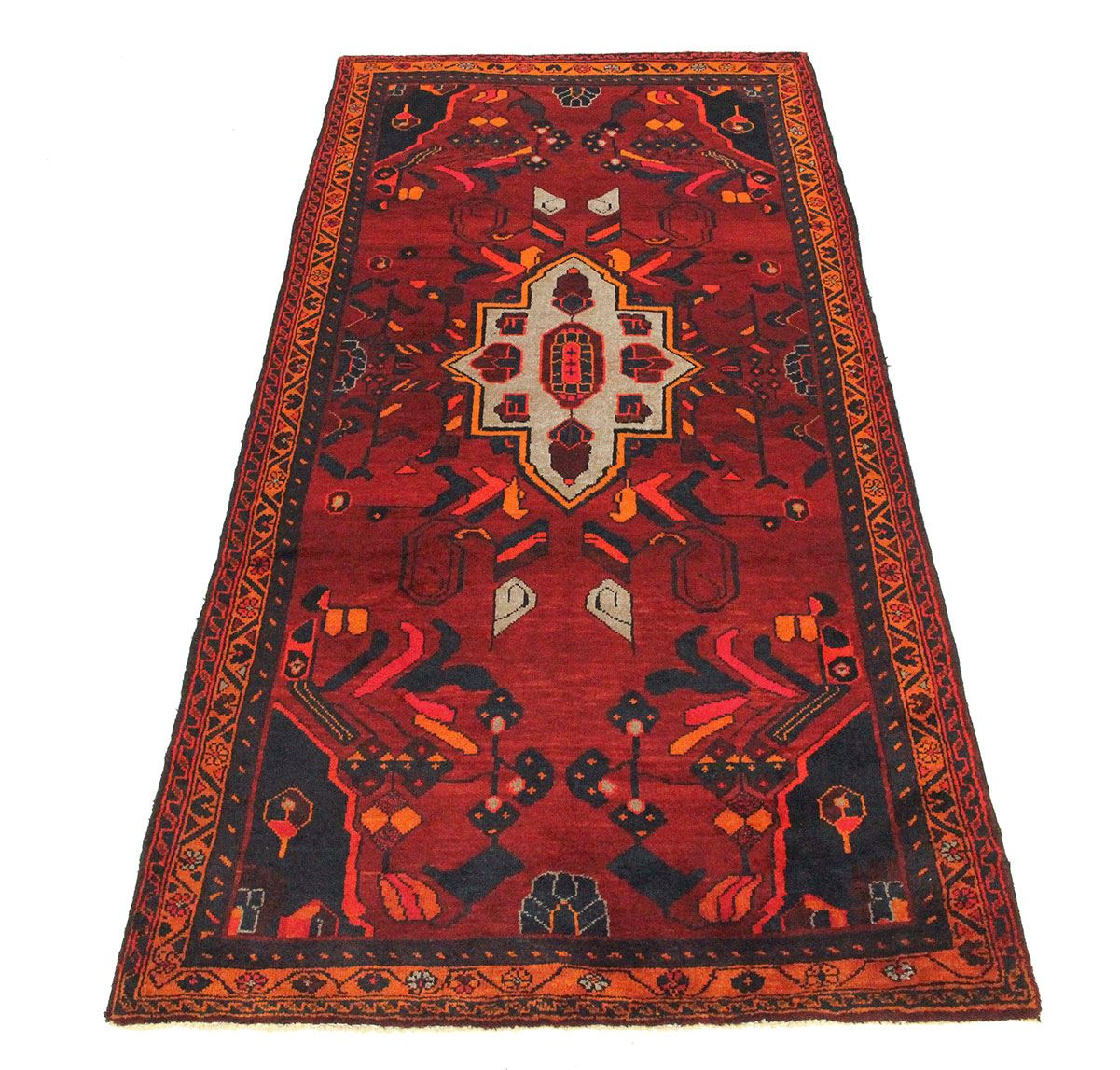 PERSIAN TRADITIONAL ANTIQUE WOOL 300x150 HANDMADE RUGS
