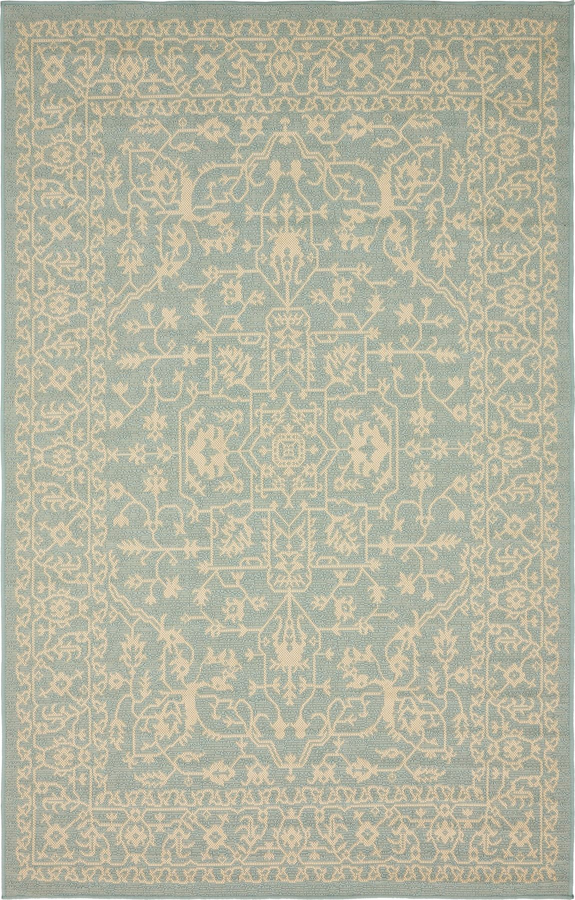Medallion Style Floor Rugs Traditional Carpet Floral Rug