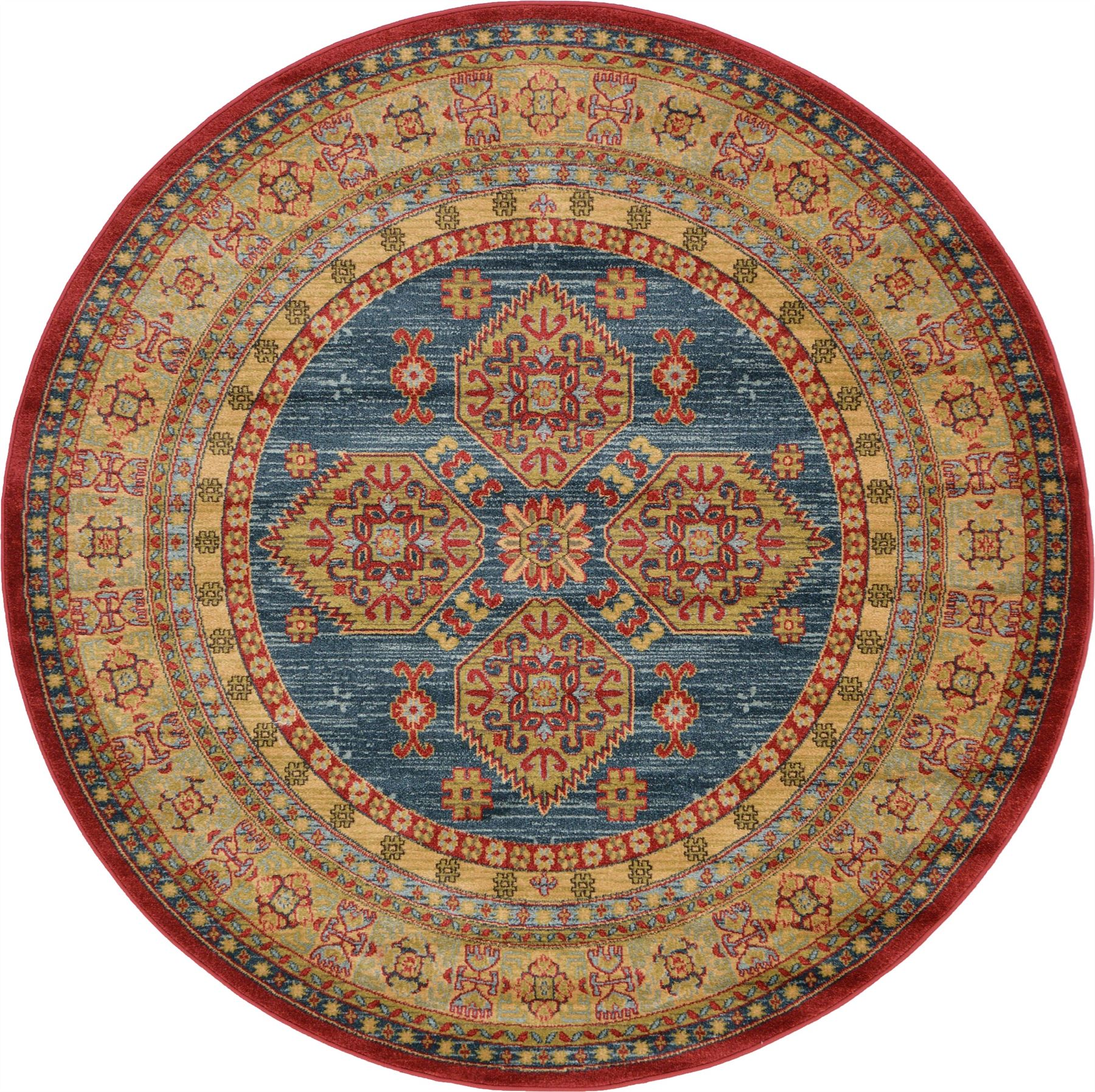 Persian Heriz Design Rug And Carpet Traditional Rugs