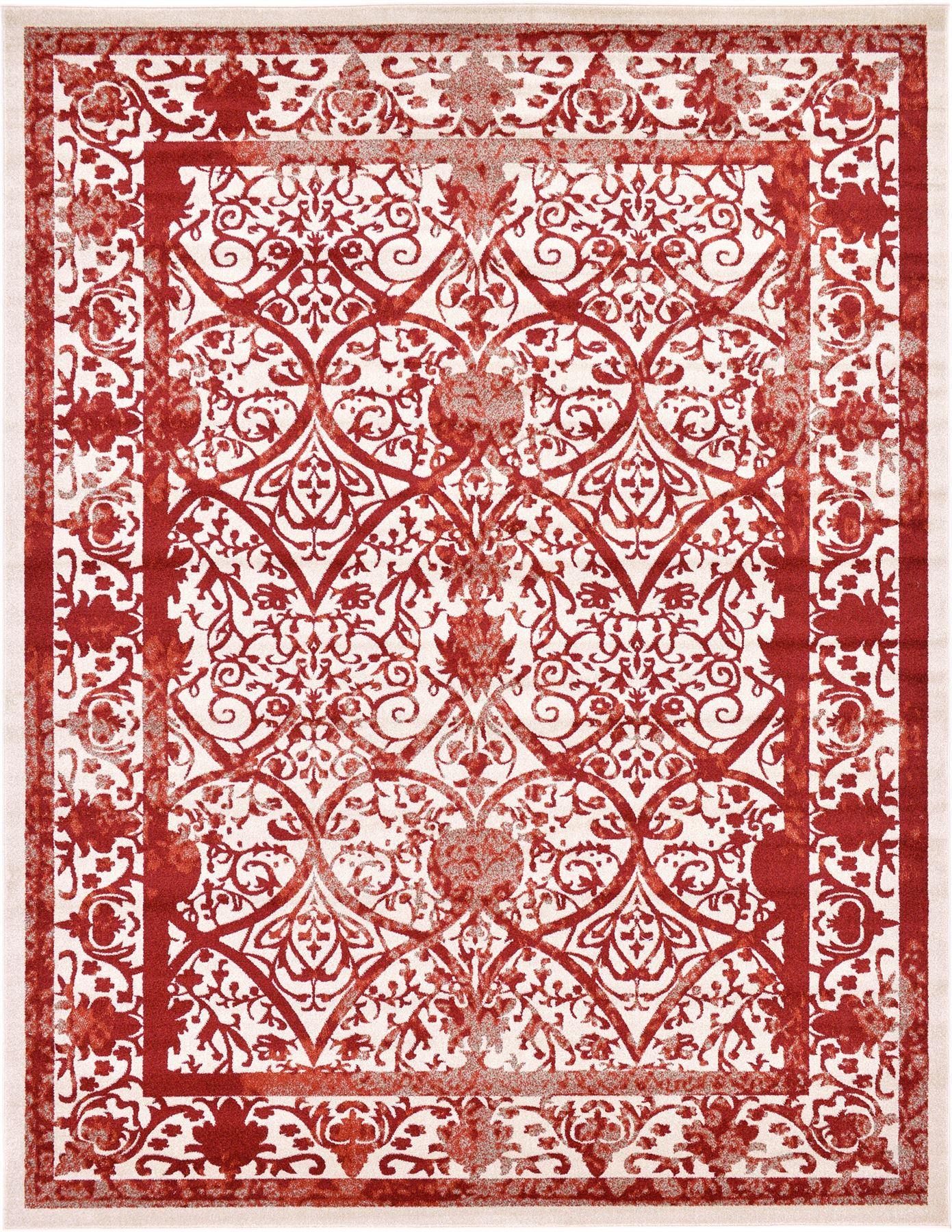 Oriental Rugs Persian Design Traditional Carpet Area Rugs