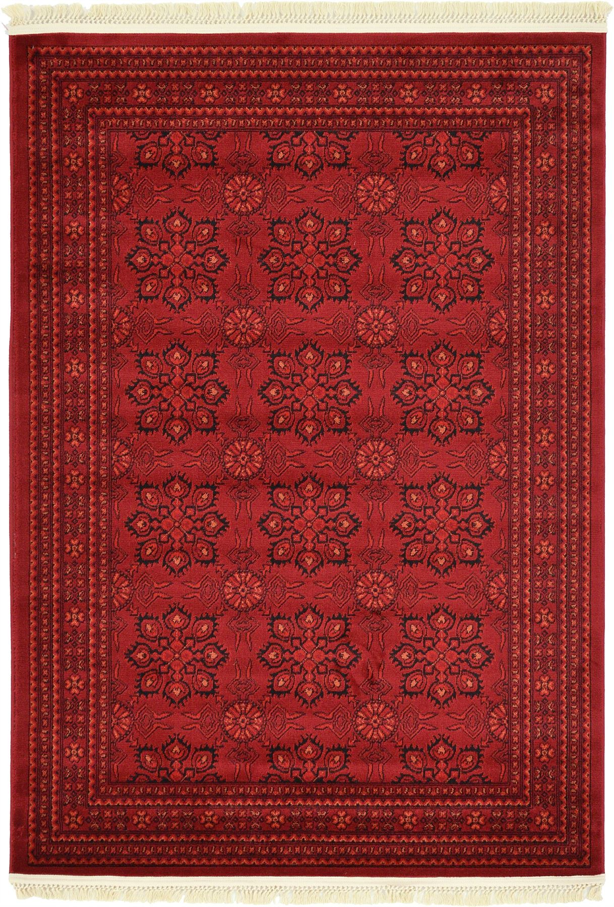 Traditional Rug Oriental Area Rug Bokhar Rugs Persian