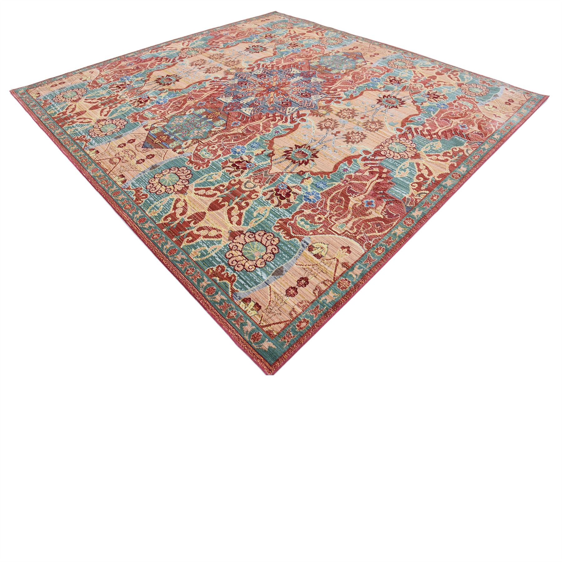 Persian style rugs traditional area rug carpet oriental for Carpets and area rugs