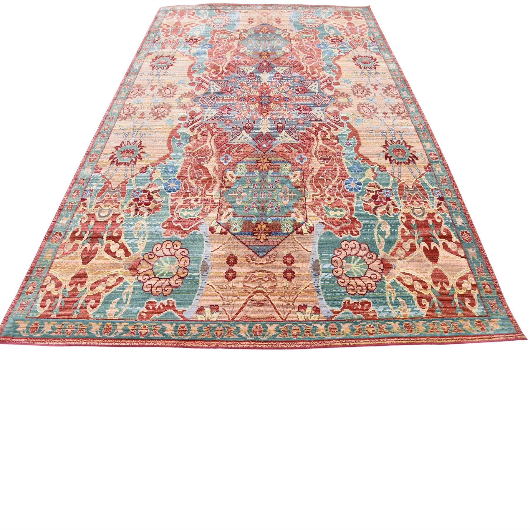 Persain Rug: Persian Style Rugs Traditional Area Rug Carpet Oriental