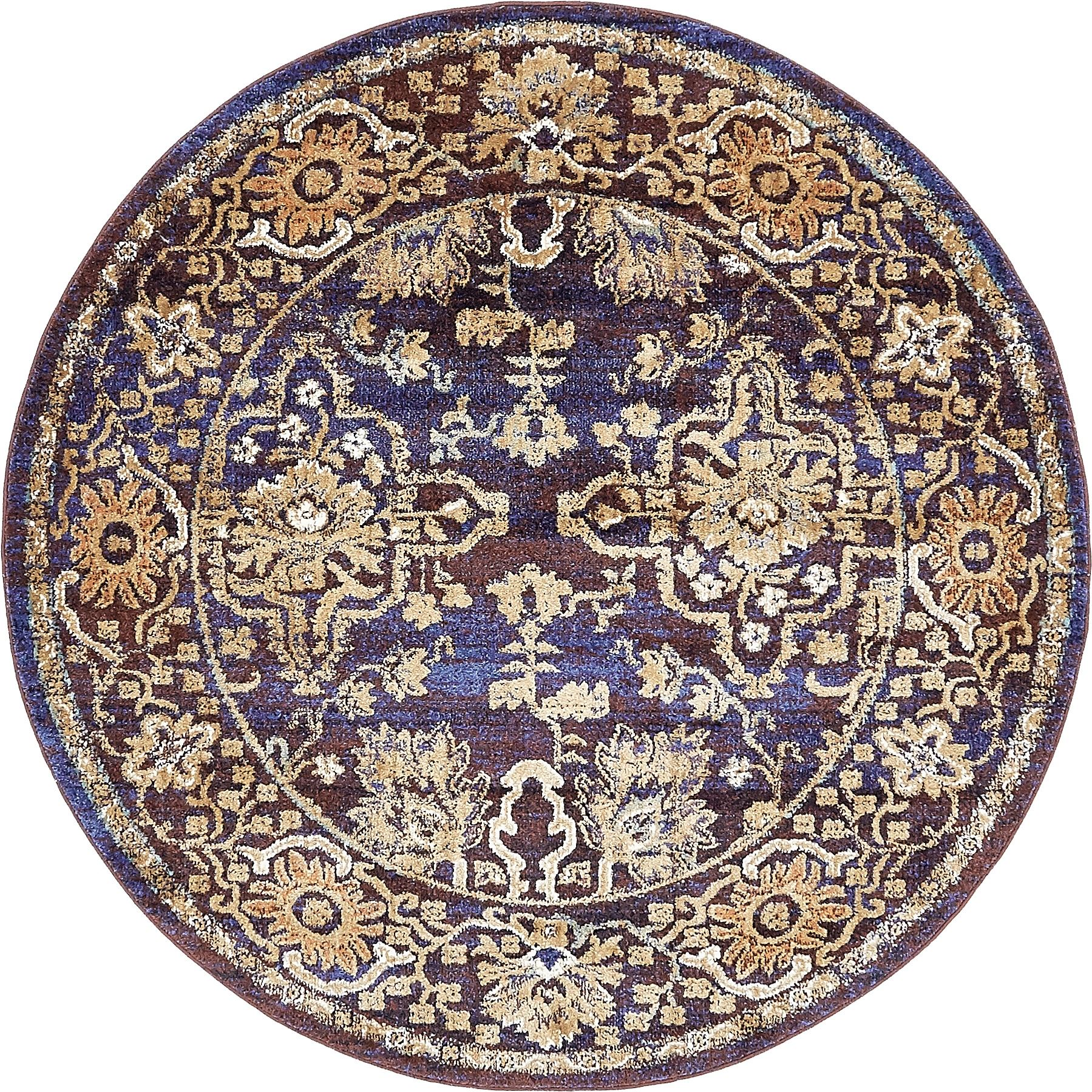 Oriental Rugs Traditional Carpet Floral Vintage Style Rugs