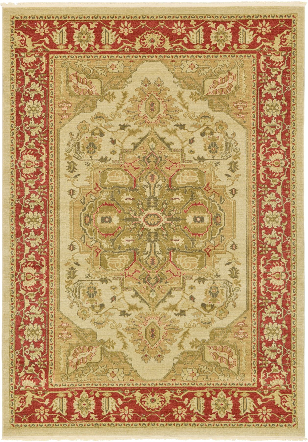 Traditional Rug Oriental Area Rug Runner Rug Persian Style