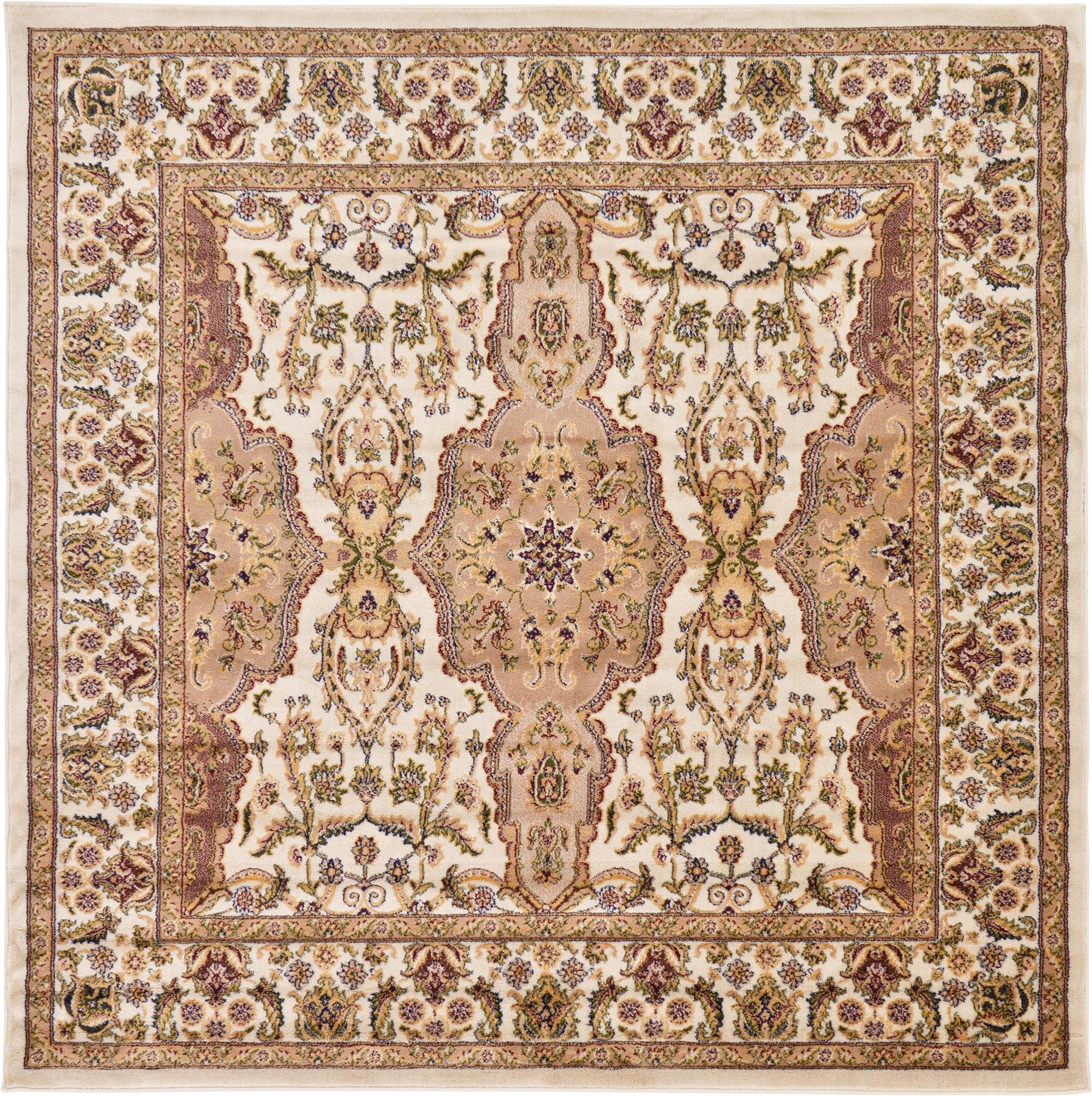 Traditional persian design rug unique carpets different for Area carpets and rugs