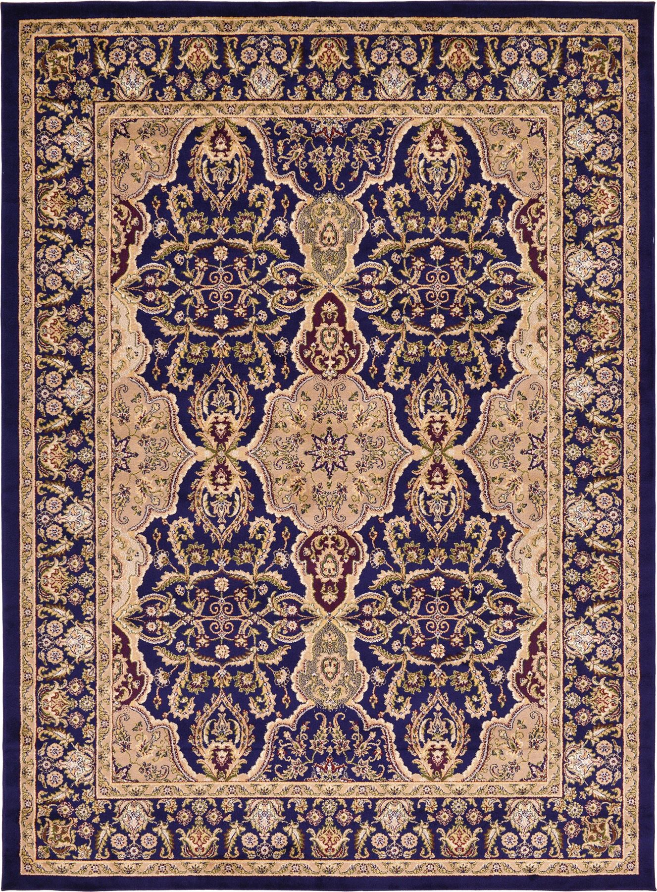 Traditional Persian Design Rug Unique Carpets Different