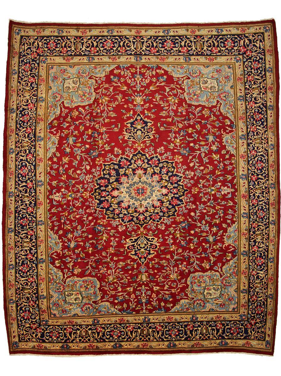 traditional antique persian wool 10 x 12 1 handmade rugs oriental rug carpet ebay. Black Bedroom Furniture Sets. Home Design Ideas