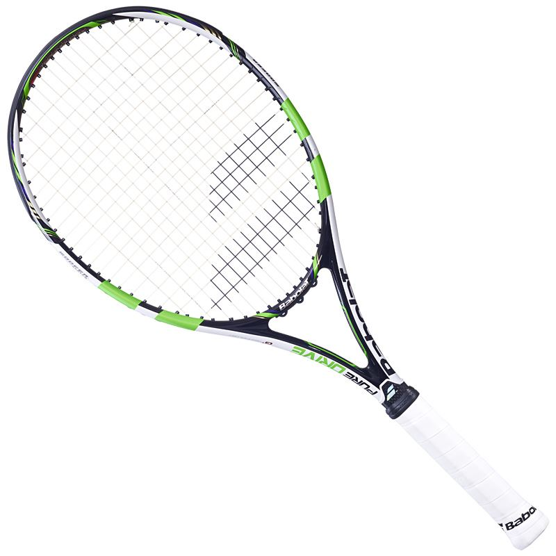 babolat pure drive gt wimbledon tennis racket 2014 ebay. Black Bedroom Furniture Sets. Home Design Ideas