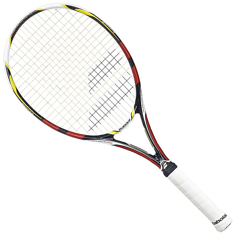 babolat pure drive 260 french open tennis racket 2014 ebay. Black Bedroom Furniture Sets. Home Design Ideas