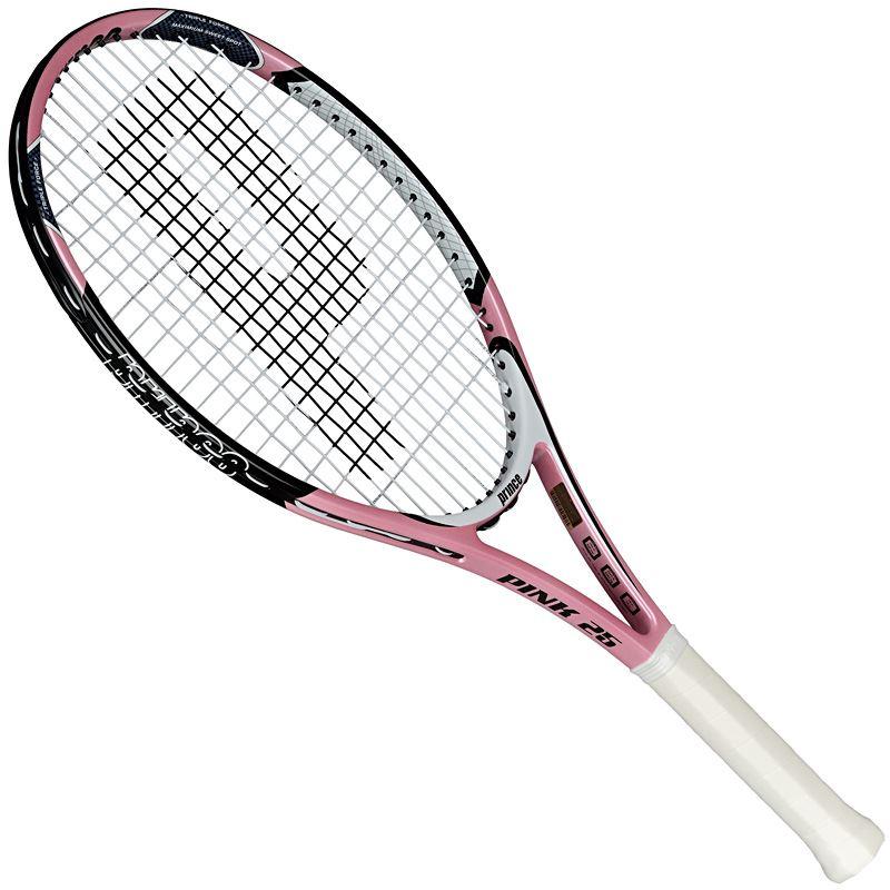 Prince Pink 25 Graphite Junior Tennis Racket (2014) | eBay