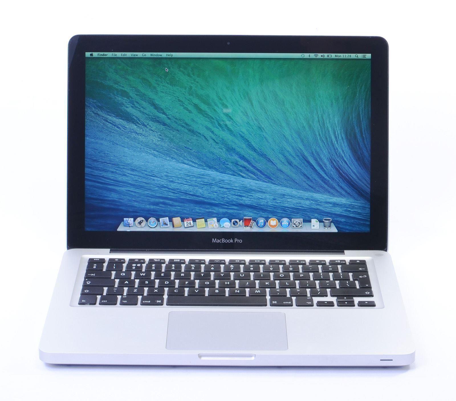 apple macbook pro 13 3 inch intel core i7 2 9 ghz 8 gb 750 gb md102ll a ebay. Black Bedroom Furniture Sets. Home Design Ideas