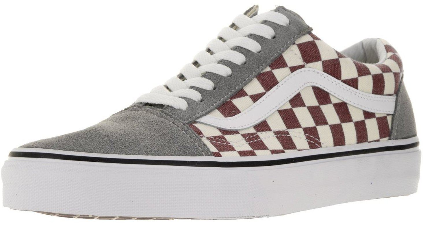 vans old skool a cuadros