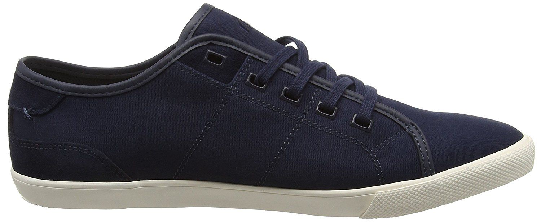 boxfresh mitcham navy white mens canvas trainers shoes ebay