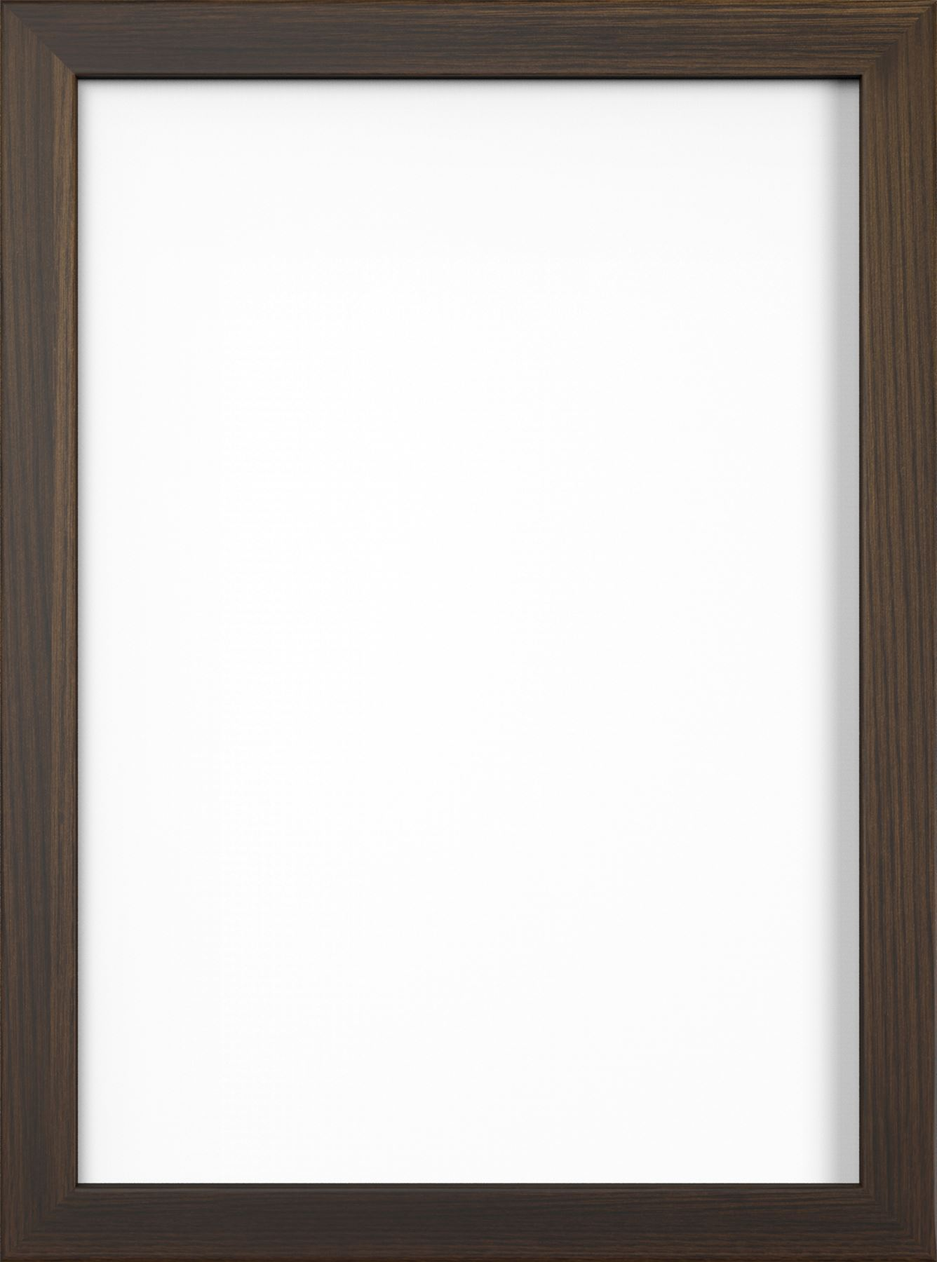 photo picture poster frame black white oak gold brown