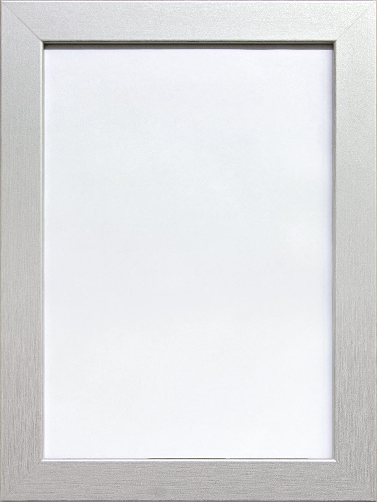 Photo Frame Picture Poster Frame Black White Pine Silver Oak Beech ...