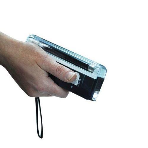 ultra violet portable uv bank note checker with torch l black light ebay