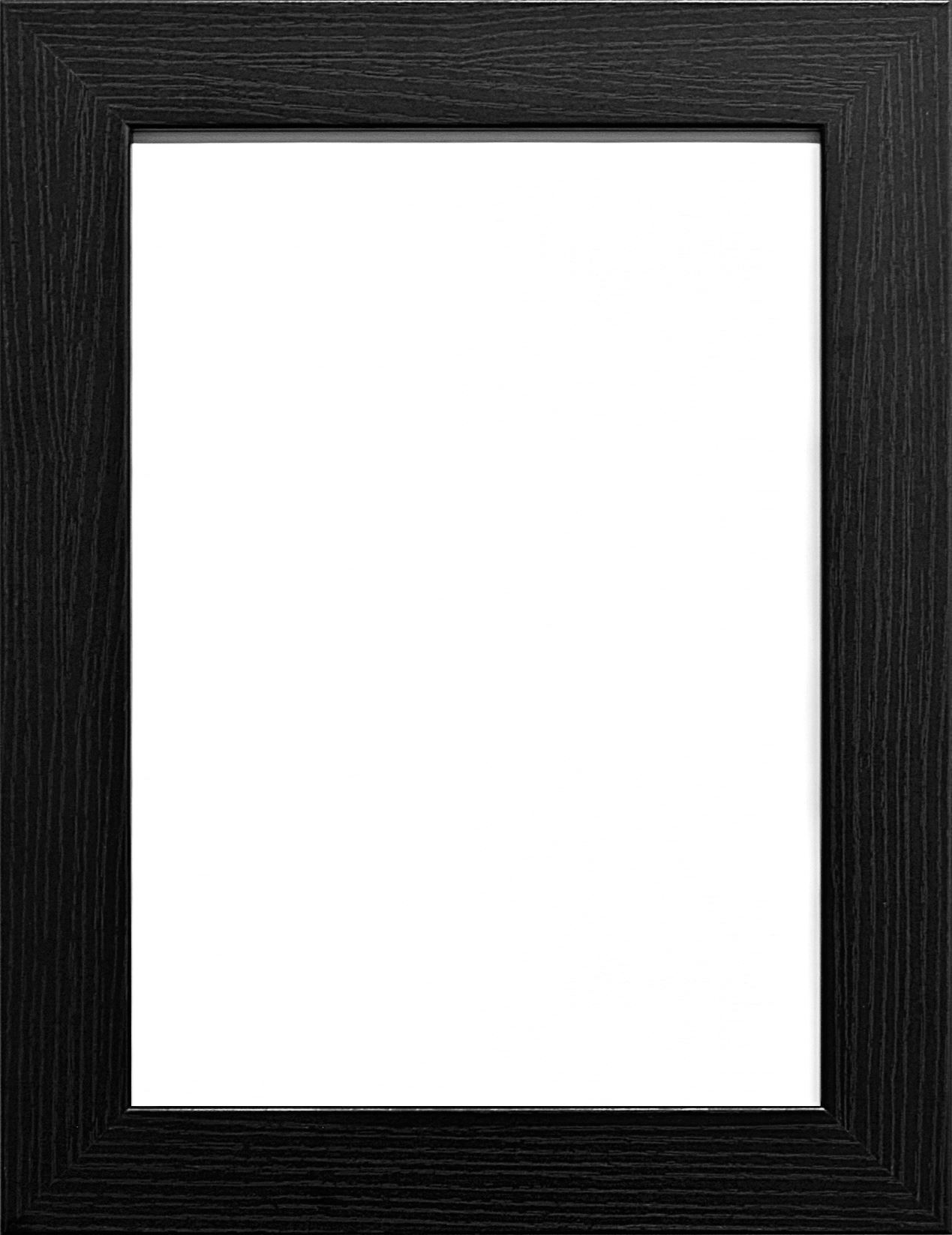 modern style wide flat photo picture frame poster