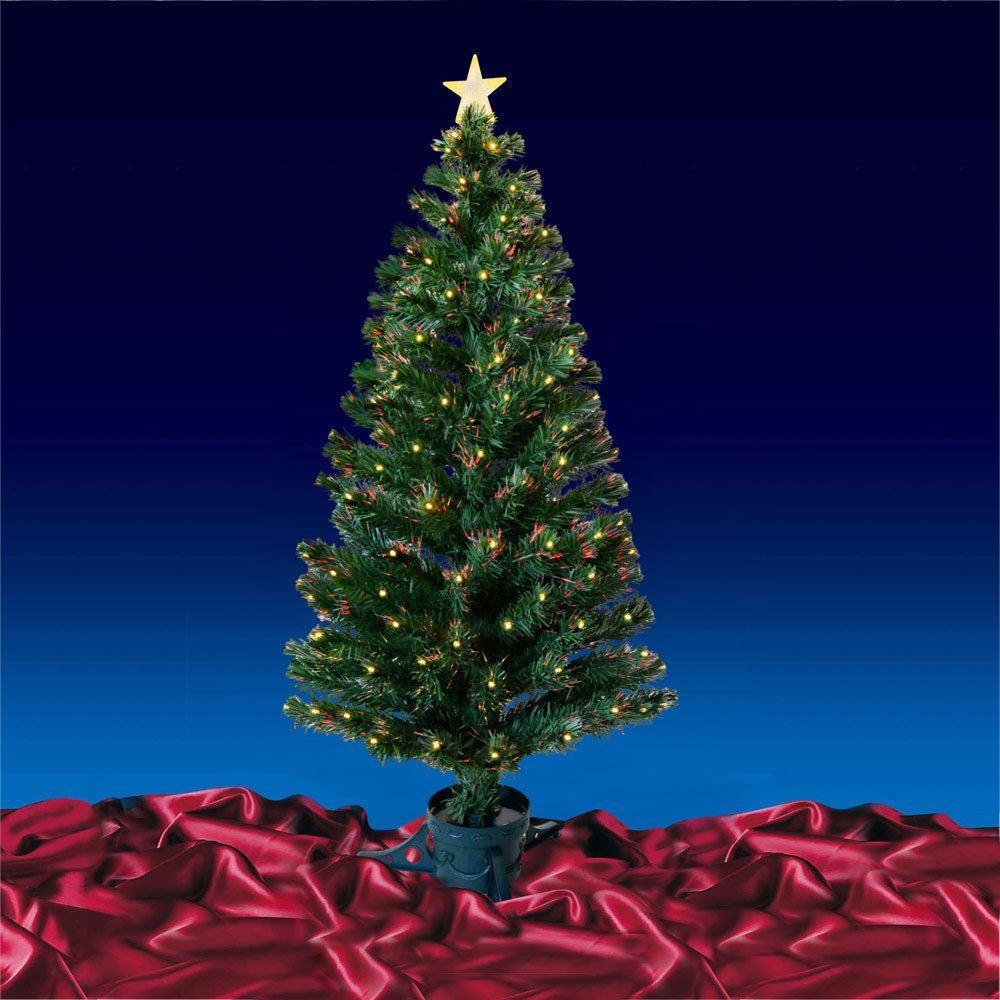 4ft 120cm black pre lit multi colour fibre optic christmas tree with - Picture 1 Picture 2 Product Description Buy It Now Add To Watchlist 5ft 6ft Black Pre Lit Fibre Optic Christmas Tree With