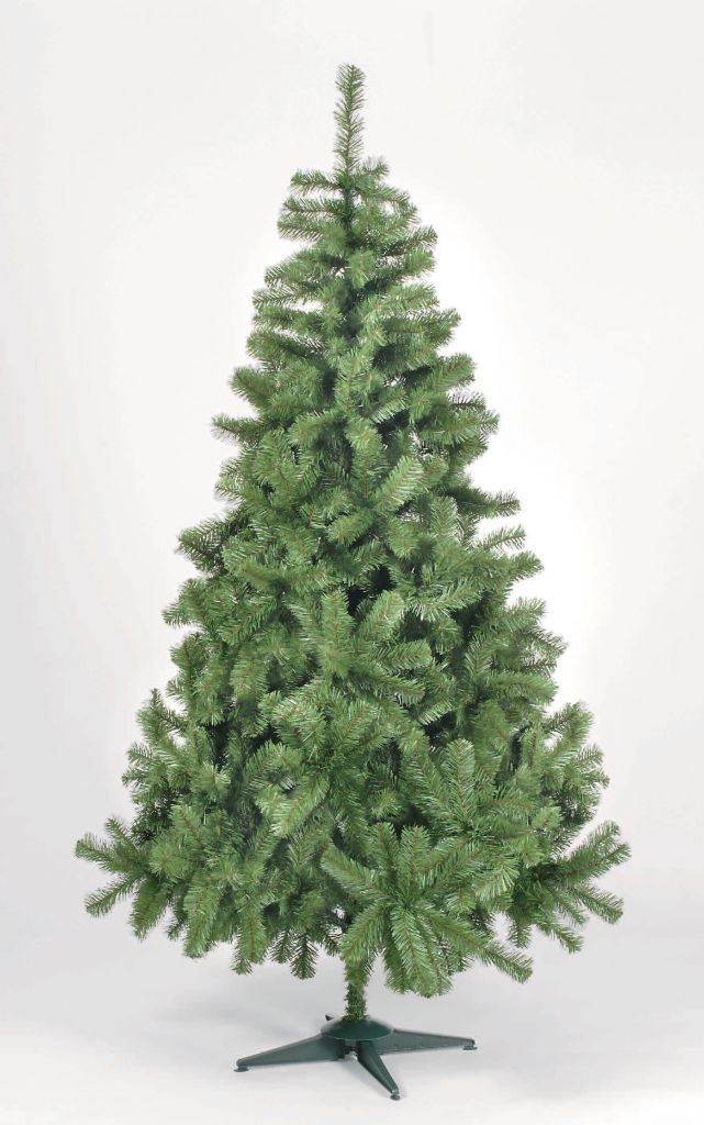 Black Fibre Optic Christmas Tree 6ft
