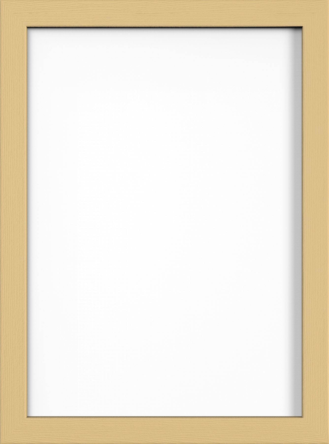 Gold Frame 24x36. Poster with the text 'Just love' | Typography ...