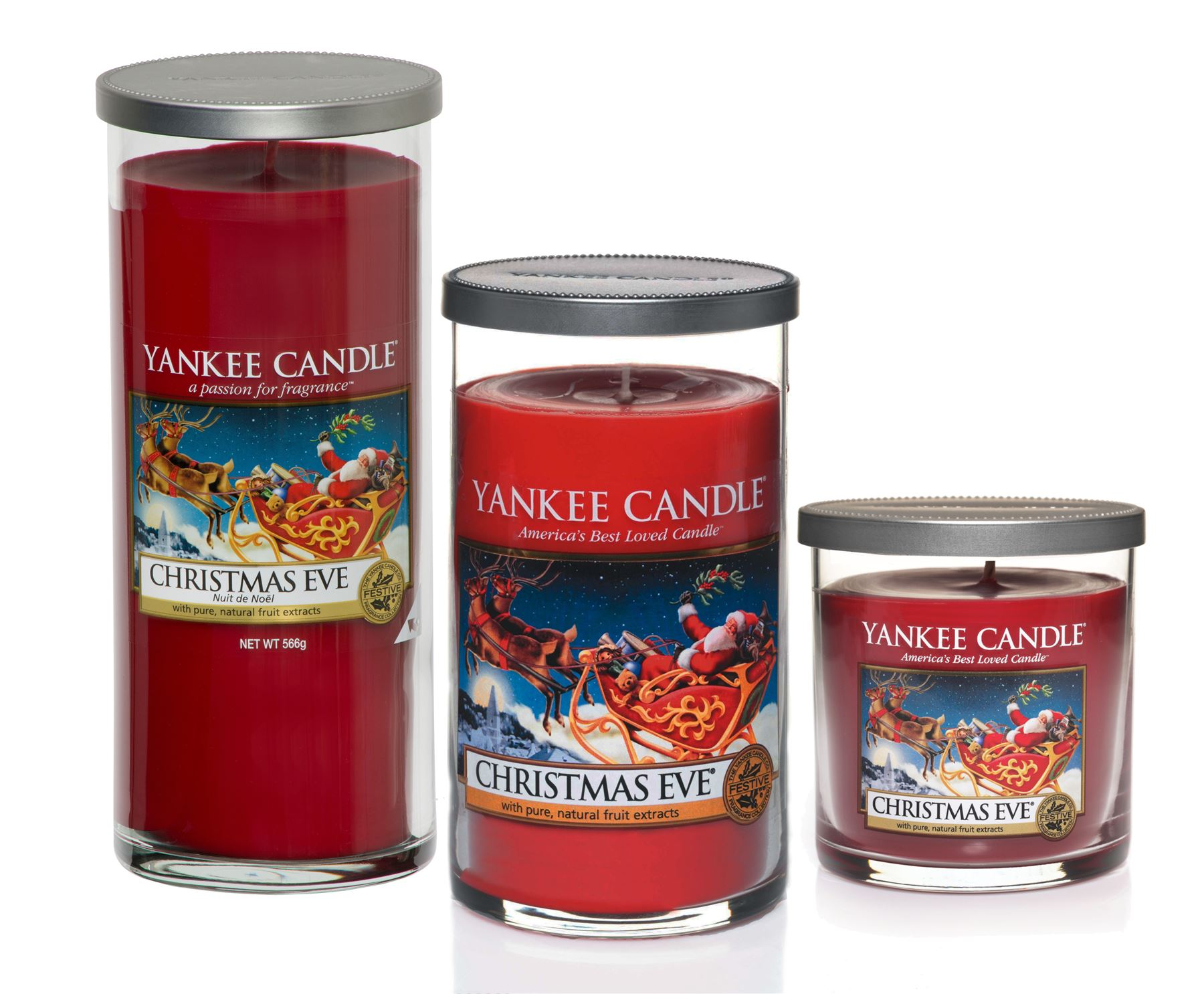 Yankee Candle Decor Pillar Fragranced Candles Choose Your