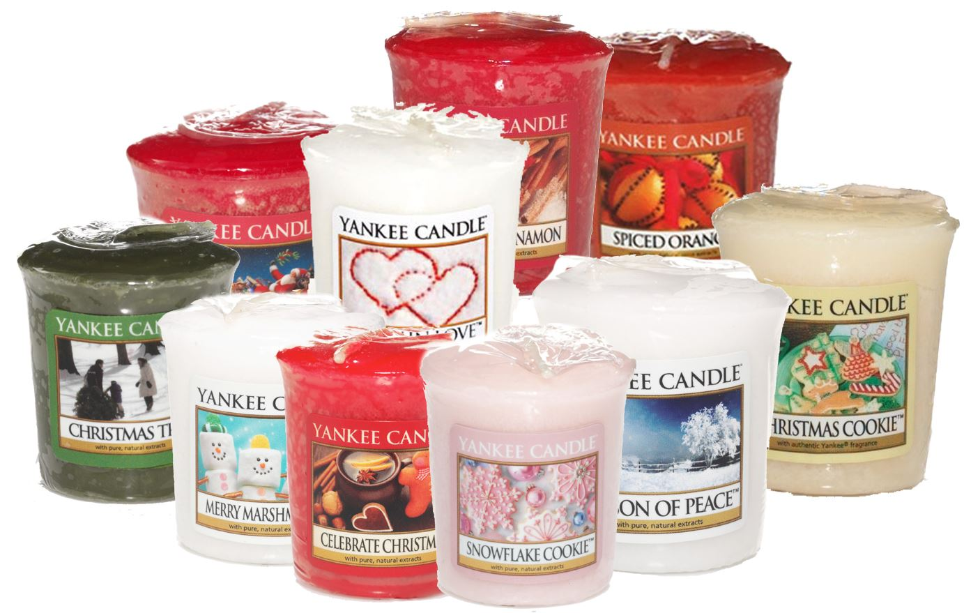 Image result for yankee candle christmas