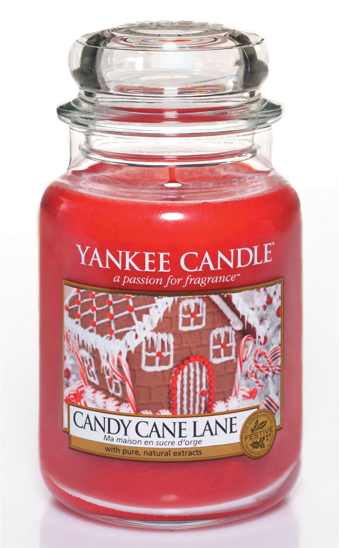 Christmas Candle Fragrances