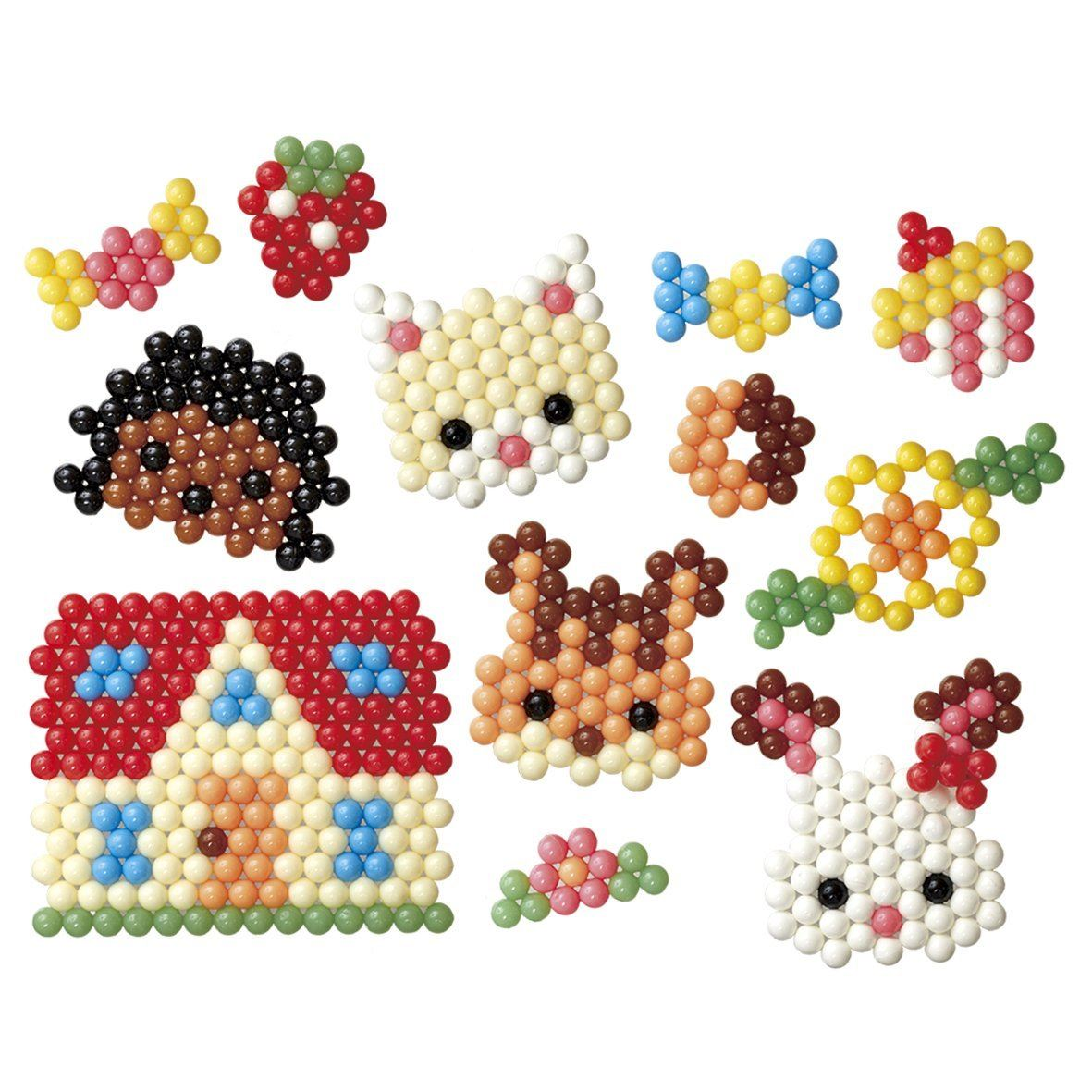Aqua beads sets starter sets aqua beads refils sea for Free beados templates