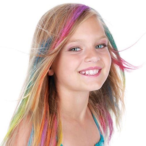 Hair ChalkGirls Hair ChalkPink Purple Hair Chalk For Kids - Hair colour chalk