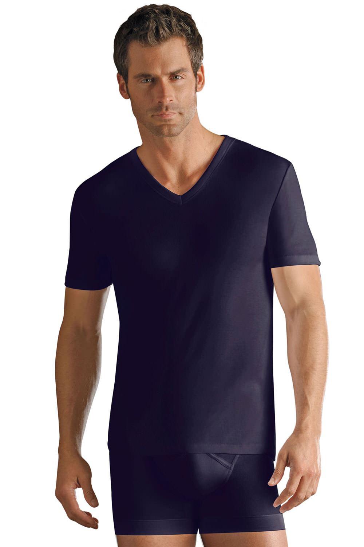 Mens jockey pure cotton modern classic v neck t shirt for Jockey t shirts sale