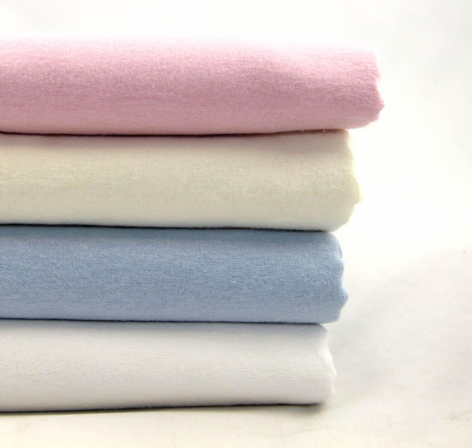 100 brushed cotton thermal flannelette fitted flat sheets. Black Bedroom Furniture Sets. Home Design Ideas