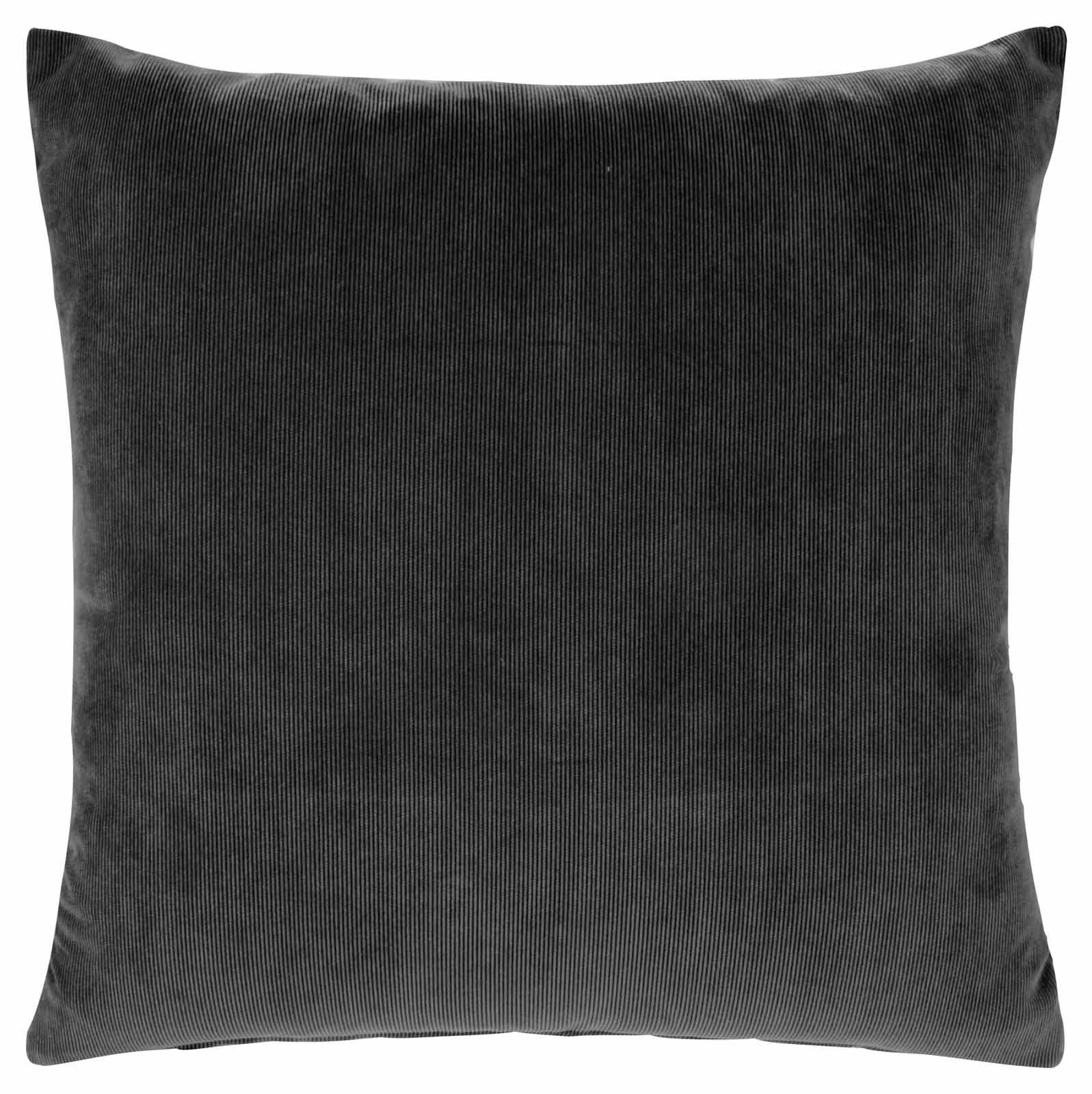 Luxury cord cushion cover 18 x 18 soft feel decorative for Luxury decorative throw pillows