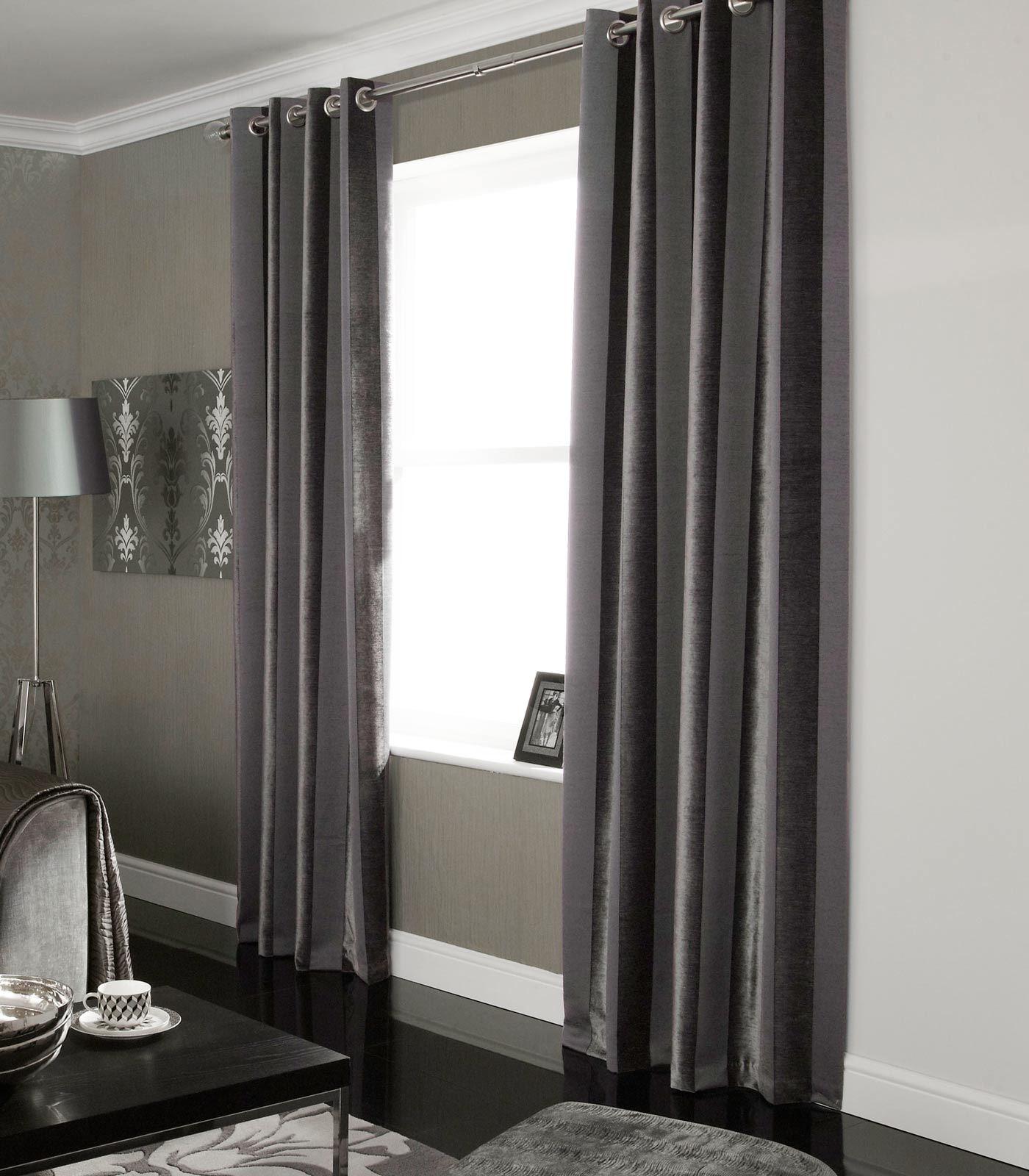 se vorh nge fertige vorh nge boheme schwere vorh nge grau beige ebay. Black Bedroom Furniture Sets. Home Design Ideas