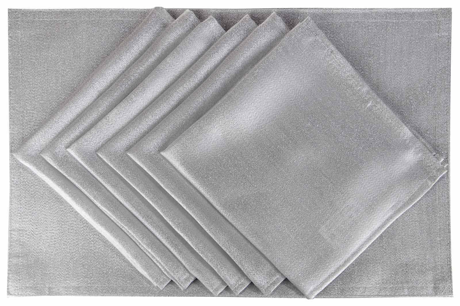 14 piece christmas table linen set xmas table - Christmas Napkins Cloth
