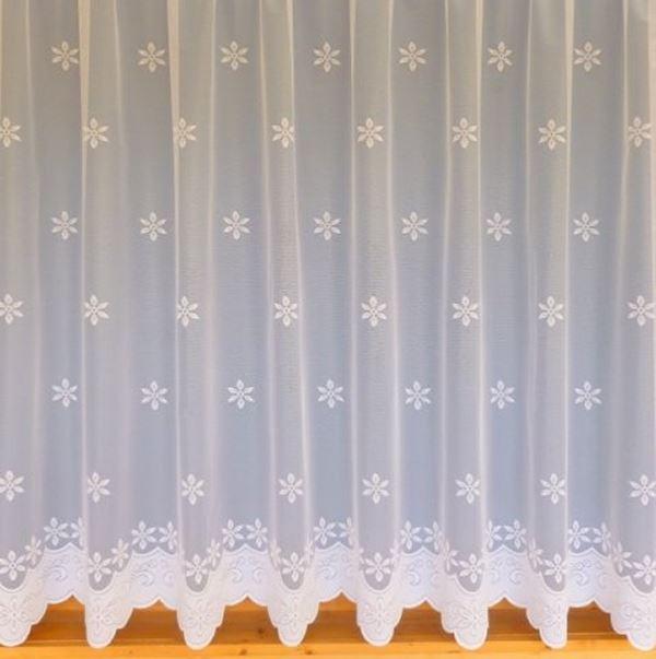 Voilages dentelles de luxe de qualit vendus au m tre blanc ebay - Rideaux au metre a decouper ...