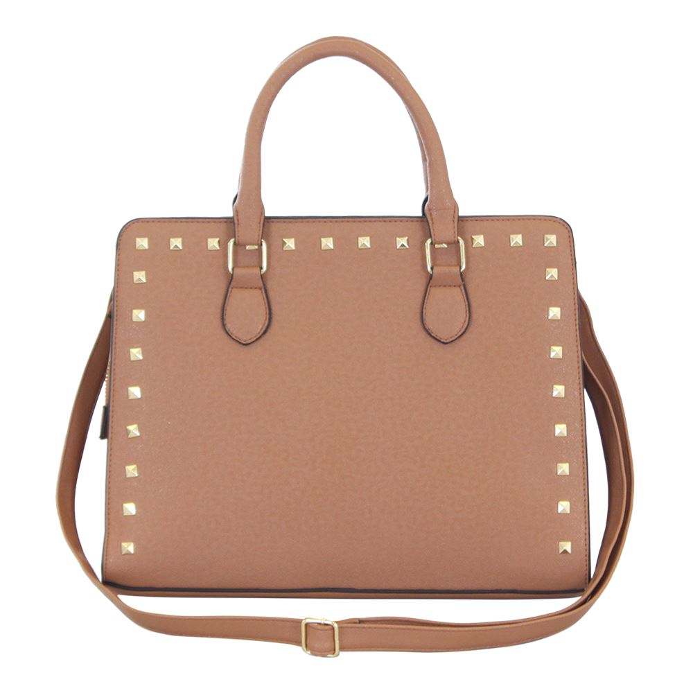 how to clean faux leather bag