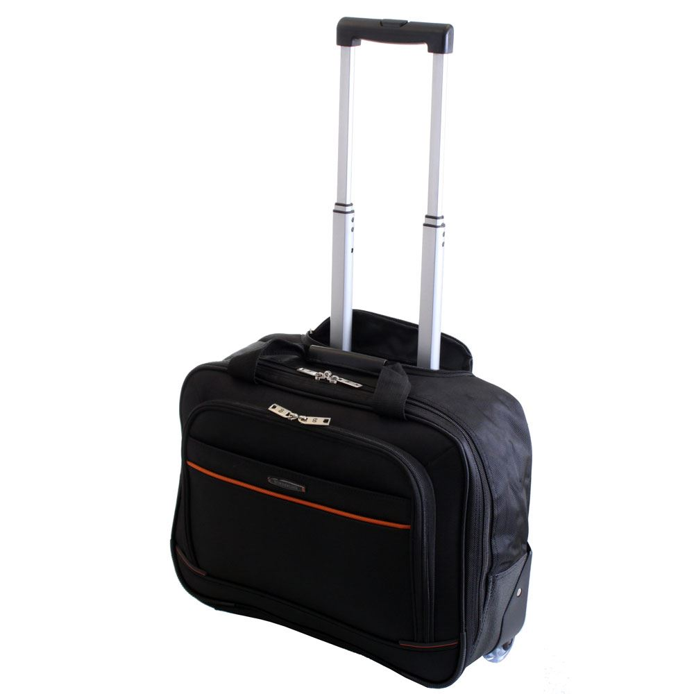 Lightweight wheeled laptop business suitcase briefcase for Laptop cabin bag