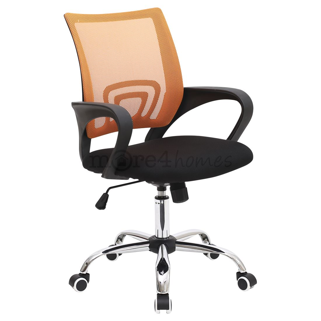 Metro Mesh Office Chair Um Back With Armrests