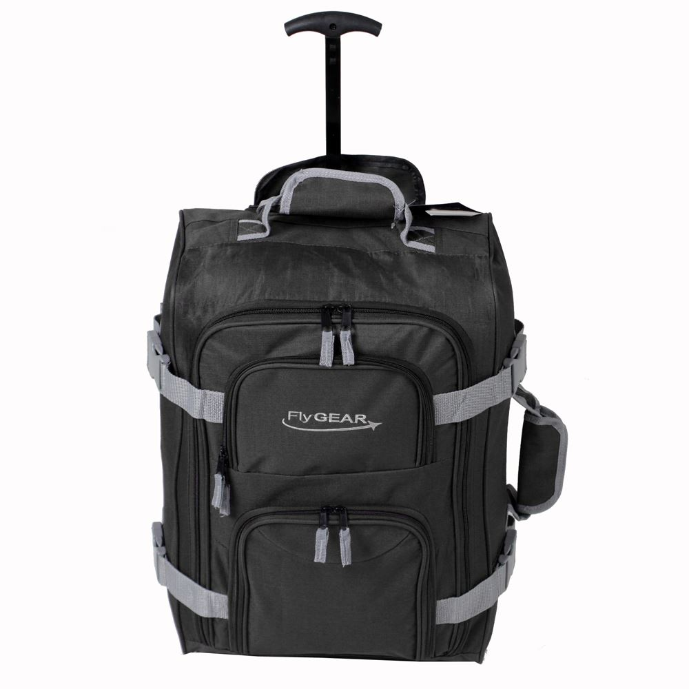 Ryanair-Cabin-Wheeled-Travel-Hand-Luggage-Trolley-Holdall-Bag-Case-Suitecase
