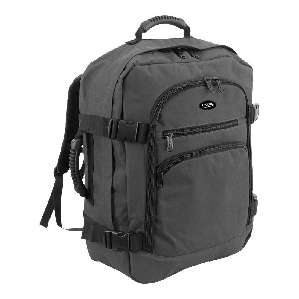 Cabin flight approved backpack hand luggage travel holdall for Cabin bag backpack