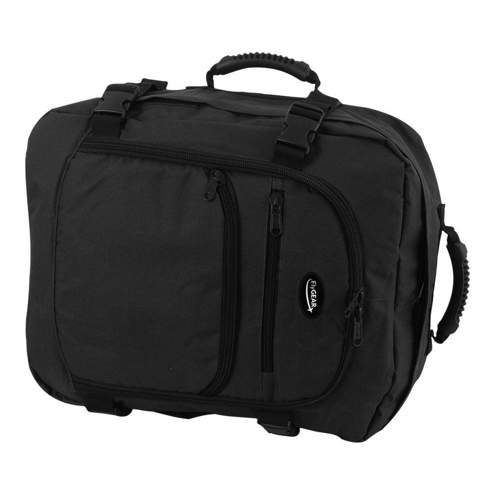 kabinentauglicher rucksack handgep ck reisetasche 44 liter tasche rucksack ebay. Black Bedroom Furniture Sets. Home Design Ideas