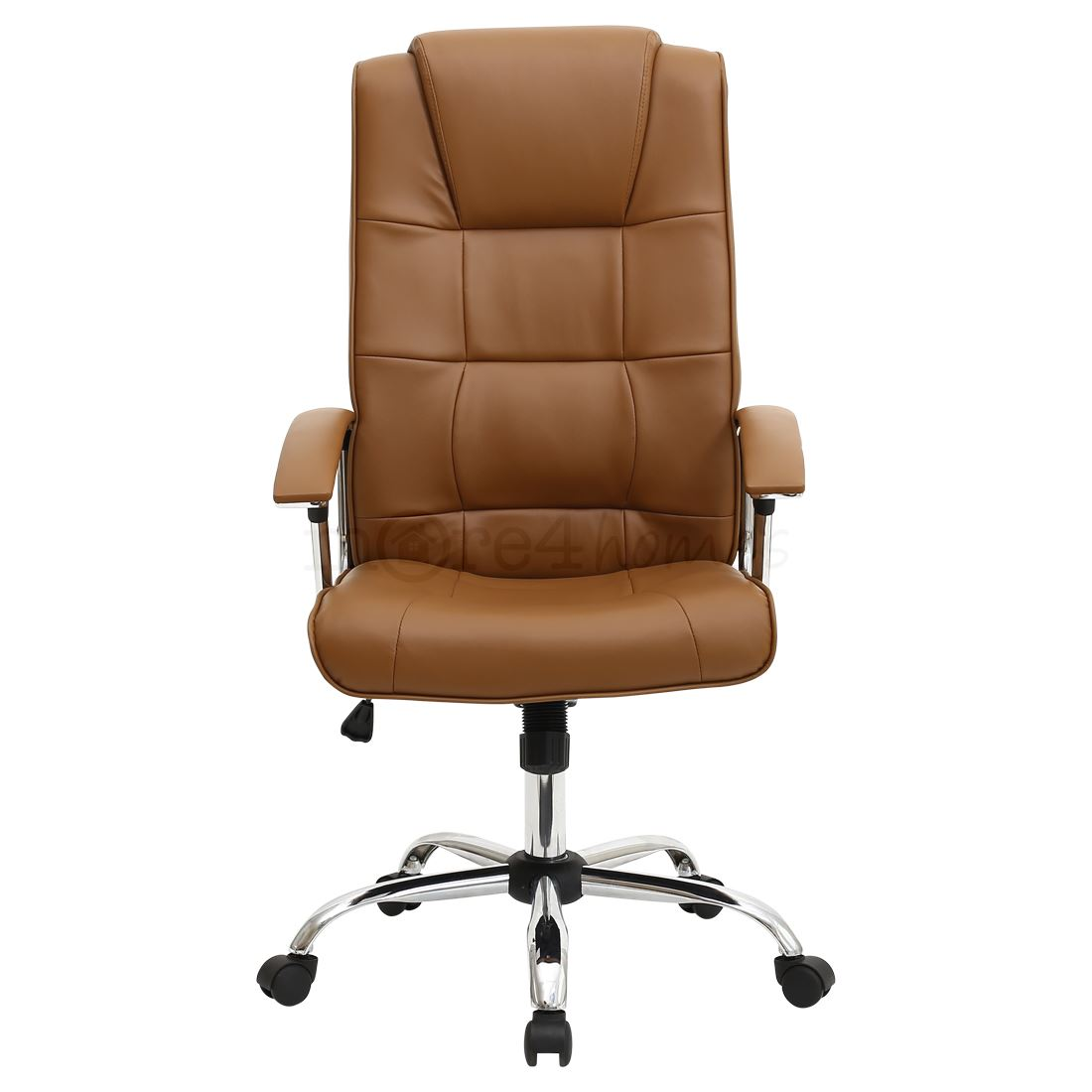 GRANDE HIGH BACK EXECUTIVE LEATHER OFFICE CHAIR PUTER