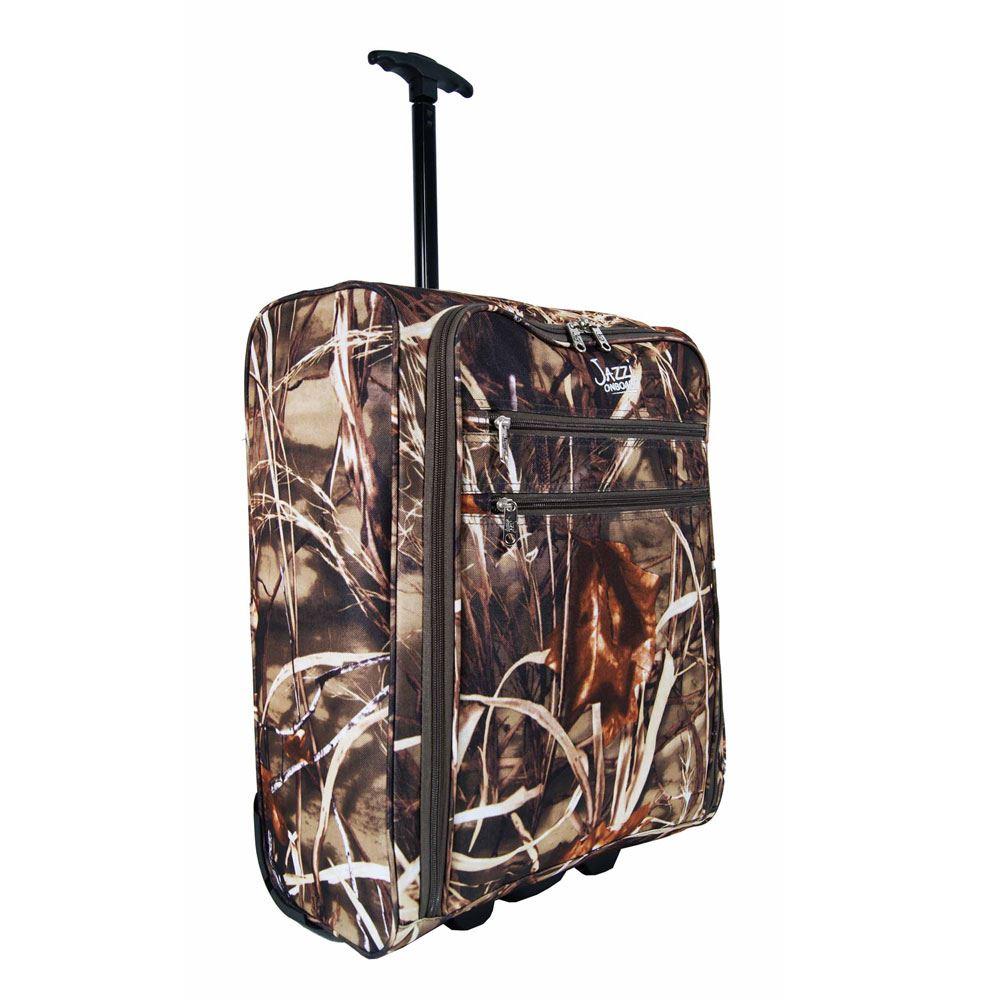 kabinentauglicher koffer ryanair handgep ck reisetasche fahrbarer trolley tasche ebay. Black Bedroom Furniture Sets. Home Design Ideas