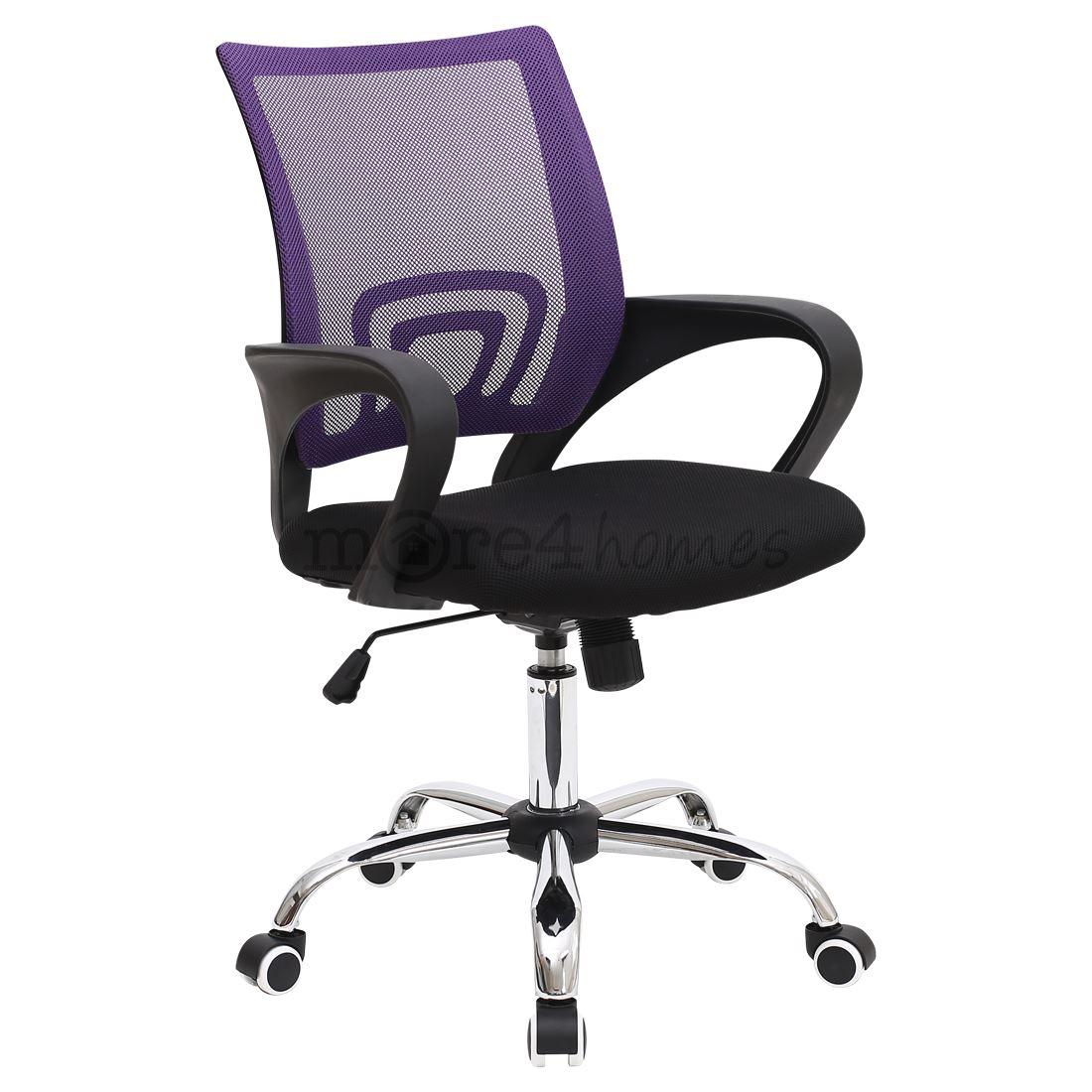 Purple Mesh Desk Chairs Purple Desk Chair Sale Purple