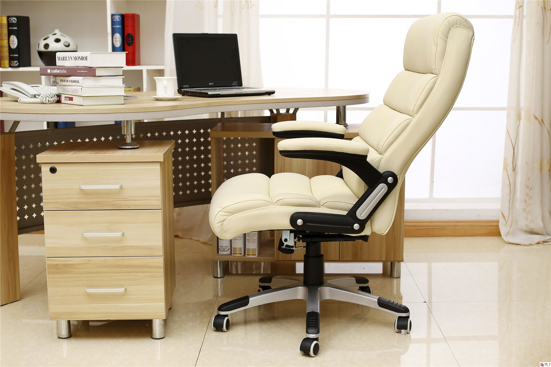 gorgeous reclining desk chairs office pictures design