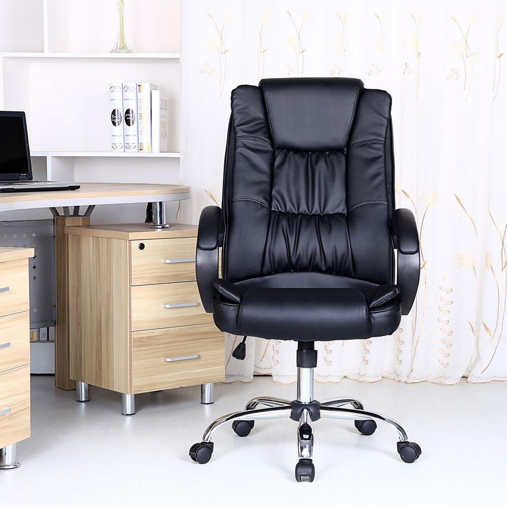 28 leather desk chairs uk executive managers office black l