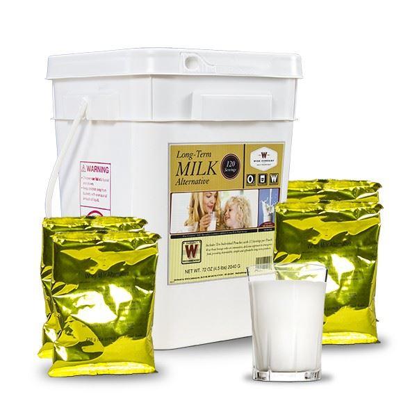 Wise Dry Powdered Whey Milk Bulk S Food