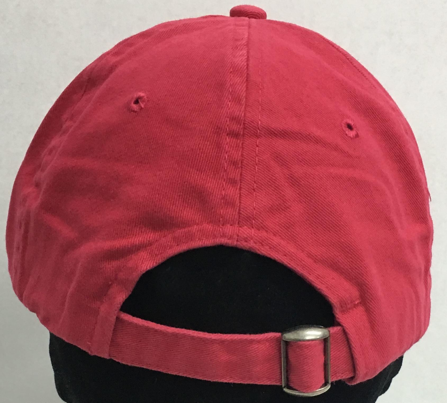 Different Hat Styles: PACK OF 10 BASEBALL CAPS 100% COTTON HAT