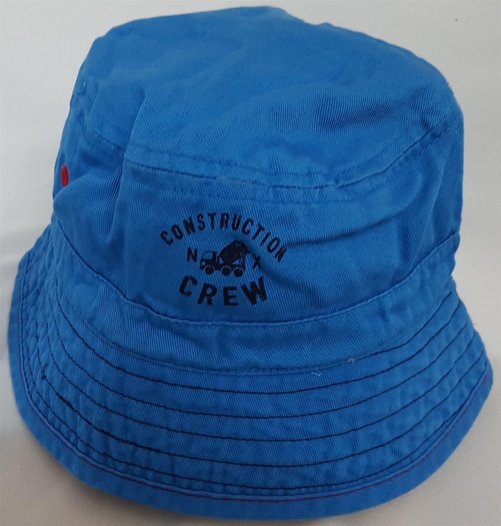 New age 3 6yr next kids children girls boys unisex sun for Toddler fishing hat